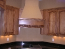 Drywall Hood with Applied Mouldings