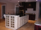 Shaker Style Doors and Drawers with 3'' Rails