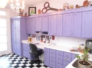 Lavender Office/Craftroom