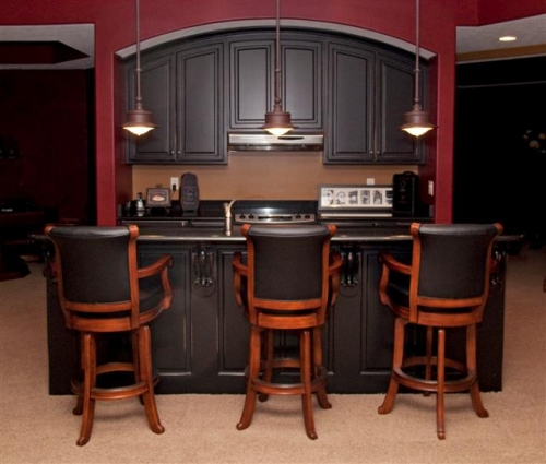 Radius Upper Cabinets with Radius Crown Moulding | 500 x 425 · 131 kB · jpeg