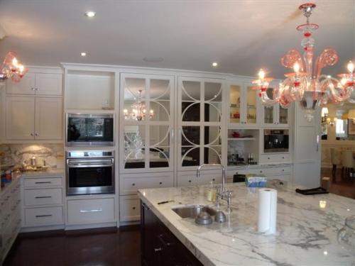 gallery - category: kitchens - image: custom refrigerator panels