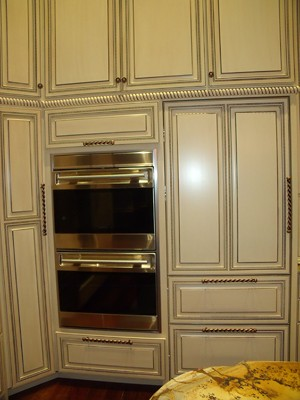 Kitchens Image Concealed Pantry Door Made To Match Cabinets